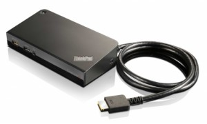LENOVO ThinkPad Onelink+ Dock (40A40090EU)
