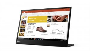 LENOVO ThinkVision M14 monitorius (61DDUAT6EU)