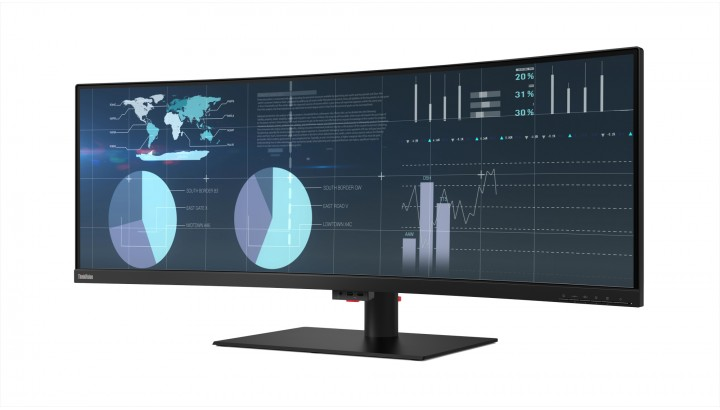 LENOVO ThinkVision P44W Monitorius (61D9RAT1EU)
