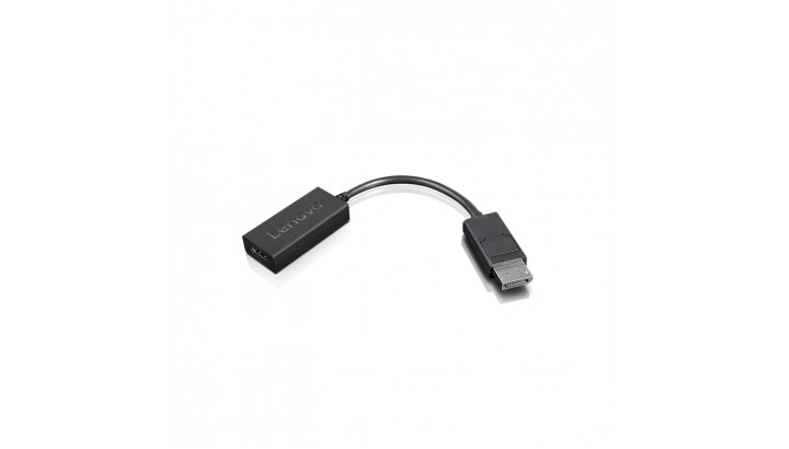 LENOVO DisplayPort to HDMI 2.0b adapter (4X90R61023)