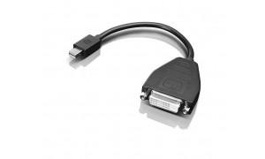 LENOVO mini-DisplayPort to DVI-D adapter (0B47090)