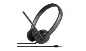 LENOVO Essential Stereo Analog Headset ausinės (4XD0K25030)