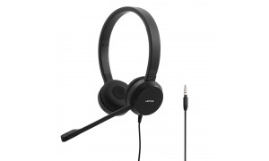 LENOVO Pro Wired Stereo VOIP Headset ausinės (4XD0S92991)