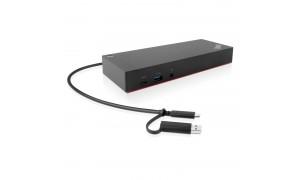 LENOVO ThinkPad Hybrid USB-C / USB-A Dock 90W (40AF0135EU)