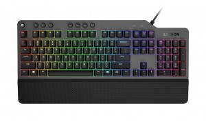 LENOVO Legion K500 Mechanical Keyboard klaviatūra (GY40T26478)