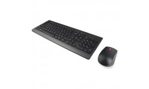 LENOVO Essential bevielės pelės ir klaviatūros rinkinys (4X30M39487)