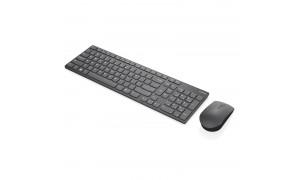 LENOVO Professional Ultraslim belaidės pelės ir klaviatūros rinkinys (4X30T25801)